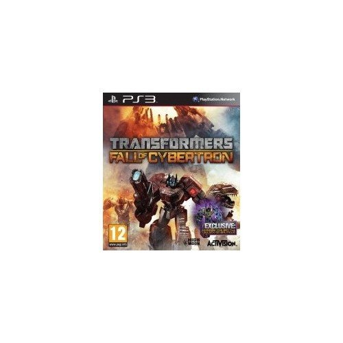 Transformers Fall of Cybertron (G2 Bruticus Exclusive Edition) (Playstation 3)