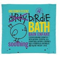 Childrens Bath Soothing Dirty Birdie Bath Powders (1.76 oz.) packets per box