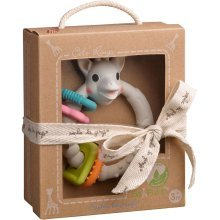So Pure Sophie the Giraffe Multi Textured Teether