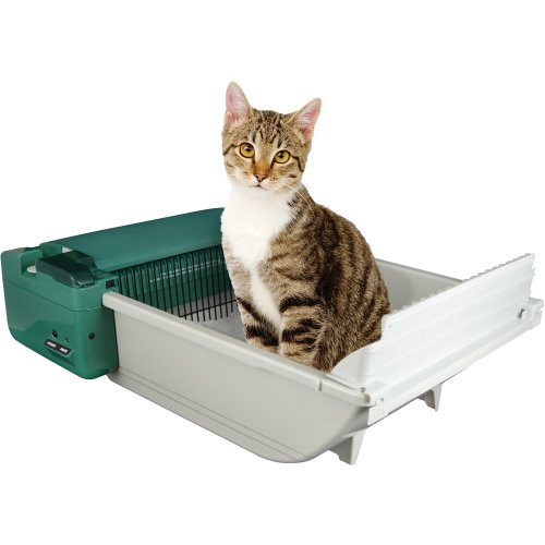 Pet Zone Smart Scoop Automatic Litter Box-