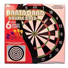 Double Sided Dartboard Set - Drinking -  drinking dartboard double sided