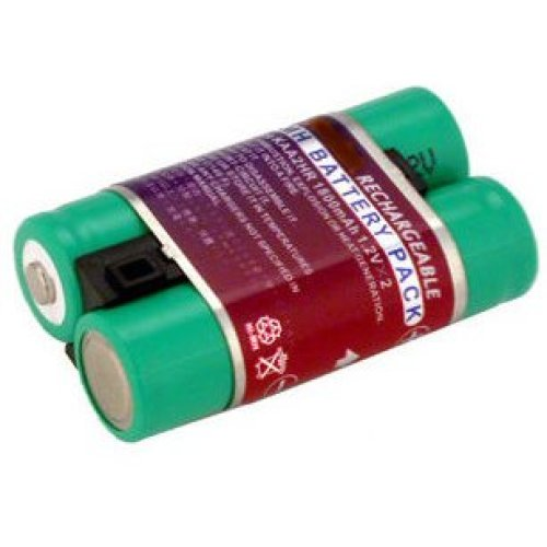 2-Power DBH9576A Nickel-Metal Hydride (NiMH) 1800mAh 2.4V rechargeable battery