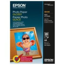 Epson C13S042538 A4 Gloss White photo paper