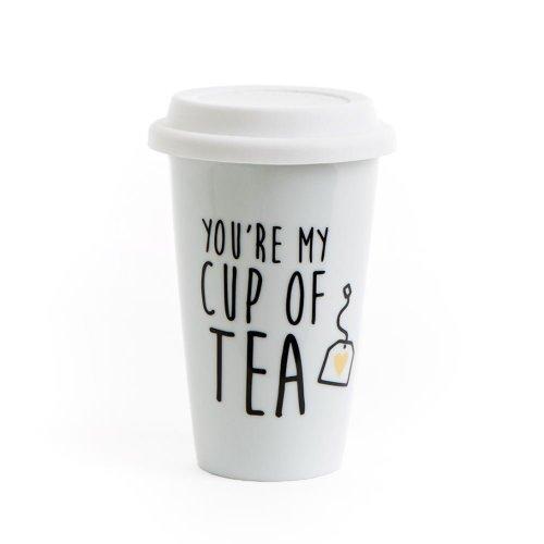 Travel Mug - You're My Cup Of Tea