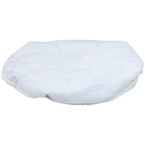 240mm Draper Cotton Polishing Bonnet - 69489 -  draper 240mm cotton polishing bonnet 69489