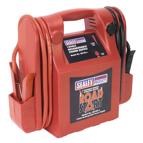 Sealey RS103 12V RoadStart Emergency Power Pack 3200 Peak Amps