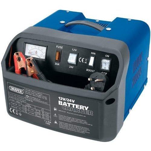 15 Amp 12/24v Battery Charger - Draper 1224v 15a 11961 -  battery charger draper 1224v 15a 11961