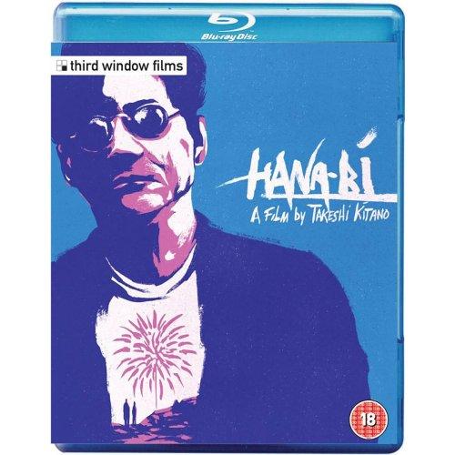 Hana-bi (Fireworks) [Blu-ray]