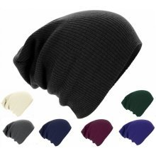 Unisex Slouch Beanie Hat | Assorted Colours