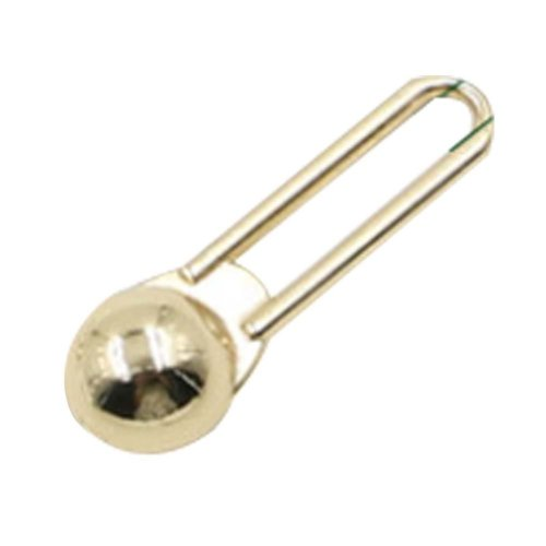 10 Pcs Metal Zipper Head Zipper Replacement Zipper Repair Kit Solution Slider#17