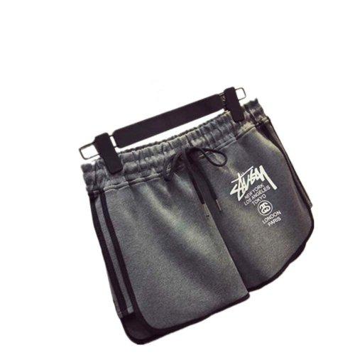 Women's Hot Active Wear Lounge Shorts Elastic Waist Gym Pants,#A 6