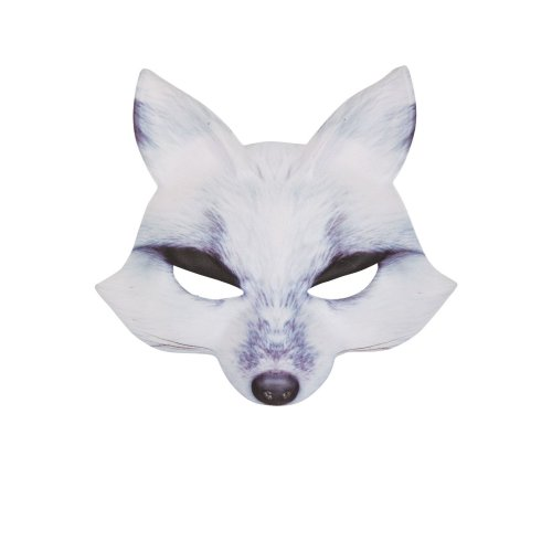 Wolf Mask White EVA