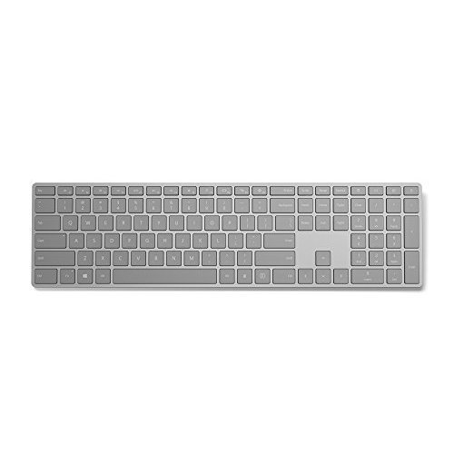Microsoft EKZ 00001 Modern Keyboard with Fingerprint ID