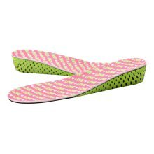 4 cm/1.6 inch up Height Increase Taller Insole Shoes Pad