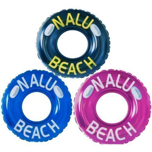 Nalu Inflatable Turbo Tyre Ring with Handles