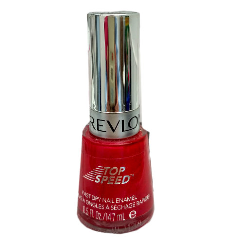 Revlon Top Speed Nail Polish 520 Lava