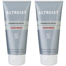 Altruist Dermatologist Sunscreen SPF 30 - high UVA protection, 200 ml x2