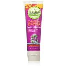 Natural Dentist Child Cavity Zapper Fluoride Gel Toothpaste, Berry Blast 5 oz.