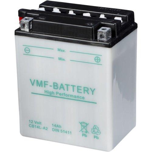 VMF Powersport Battery 12 V 14 Ah CB14L-A2 / 12N14-3A