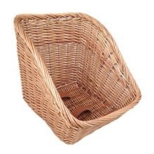 Heritage Rear Wicker Bike Basket
