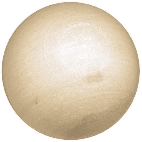 "Wood Turning Shapes Value Pack-Ball 1.5"" 6/Pkg"