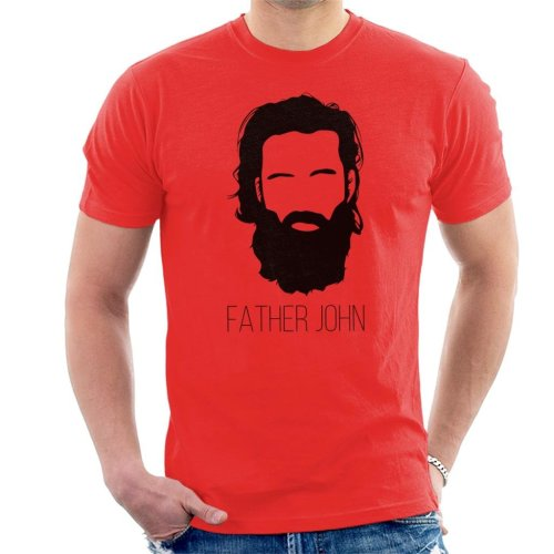 Father John Misty Music Icon Silhouette Men's T-Shirt