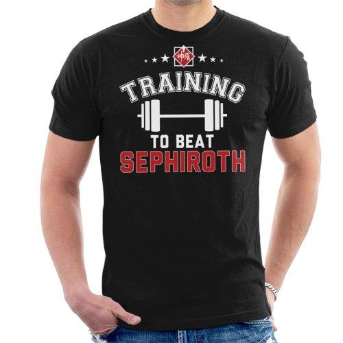 Training To Beat Sephiroth Men's T-Shirt
