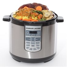 Large 8L Multi Function 7in1 Electric Pressure Cooker Stainless Steel Rice Pot