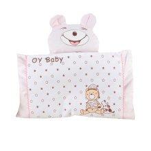 Little Cute Soft Sleep PillowCotton Prevent Flat Head Pillows Adorable Pillow, #O
