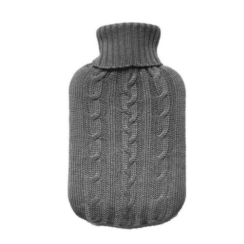 TRIXES Knitted Hot Water Bottle Cover