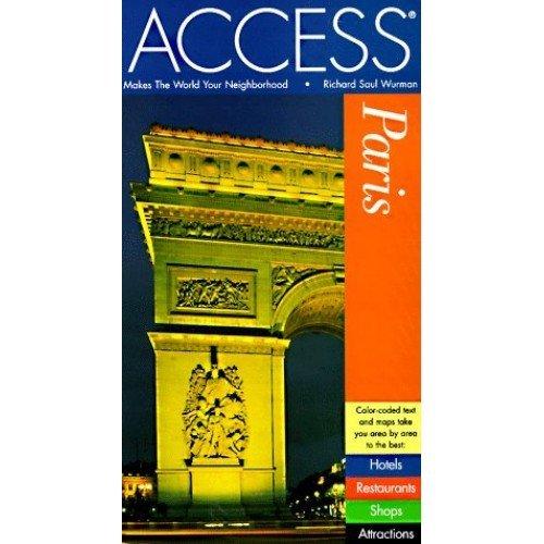 Paris (Access Guides)