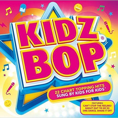 KIDZ BOP Kids - KIDZ BOP [CD]