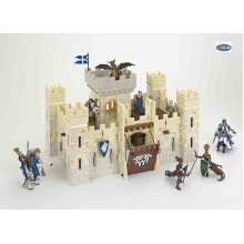 Papo Knights Castle - 60004 Weapon Master Small -  papo castle 60004 weapon master small knights