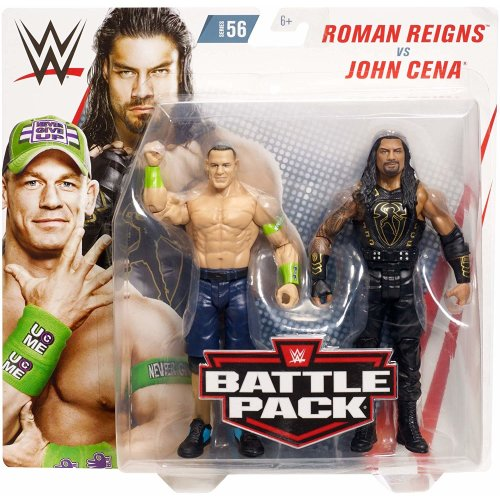 WWE Battle Pack - Series 56 - John Cena & Roman Reigns