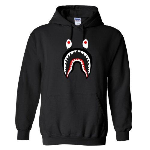 Supreme Bape Shark Kids Hoodie