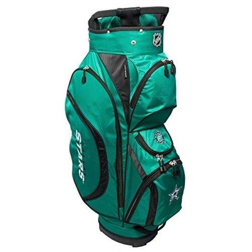 Team Golf 13862 NHL Dallas Stars Clubhouse Golf Cart Bag