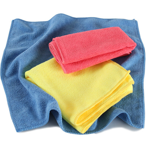 200 microfibre cloths - colorful
