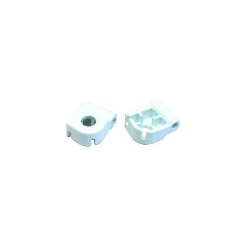 Creda T522VW Washing Machine / Tumble Dryer Hinge Bearings - Pack of 2