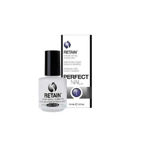 Seche Retain Healthy Nail Strength Maintaining Conditioning Nail Varnish - 14ml