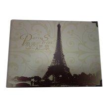 Creative DIY Memory Photobook Photo Albums of Baby's 5yrs,10'' [ Romantic Paris]