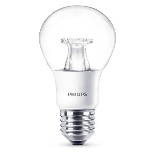 25 W ... 4 W Philips LED Warm Glow B22 Bayonet Cap Dimmable Candle Light Bulb