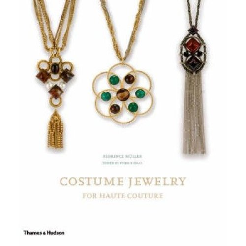 Costume Jewellery for Haute Couture