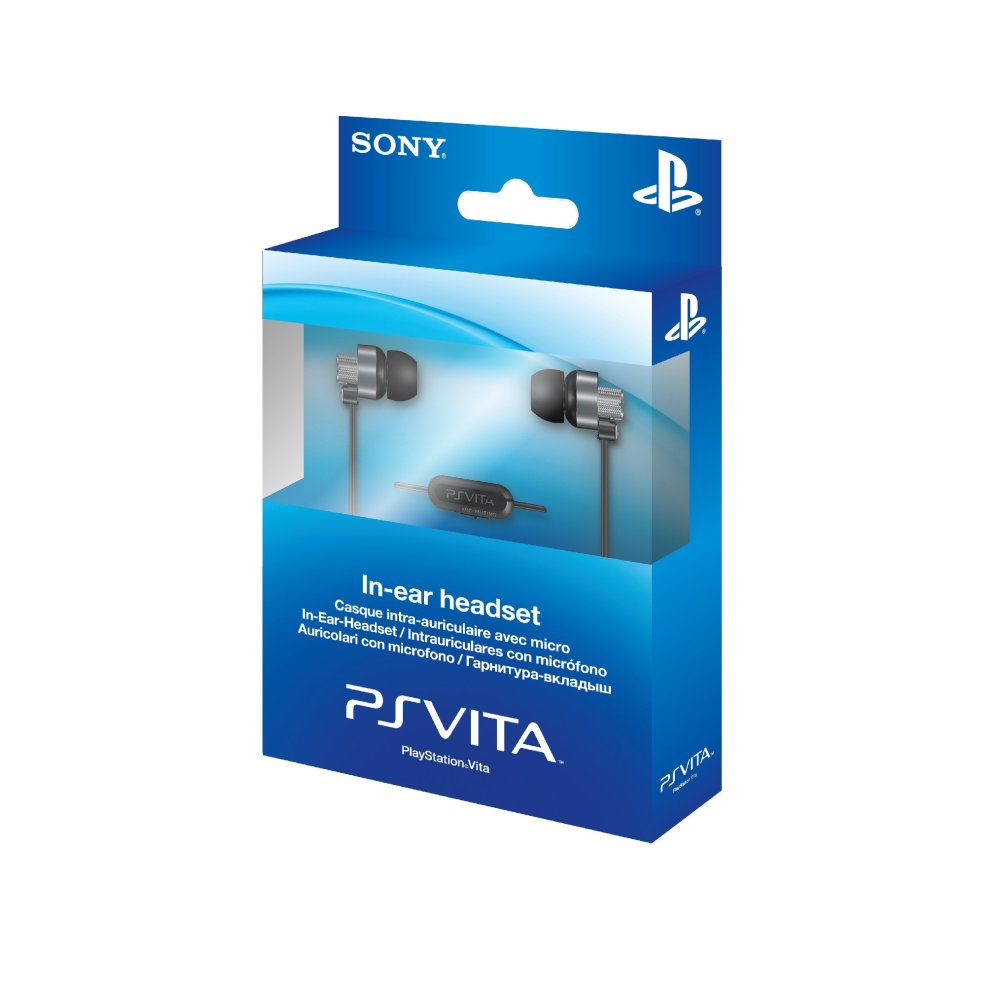 Sony PlayStation Vita In ear Headset