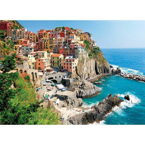 King Italy, Liguria, Manarola Jigsaw Puzzle (1000 Pieces)