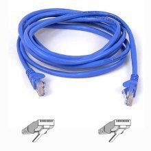 Belkin UTP PATCH CABLE (Blue) 3M