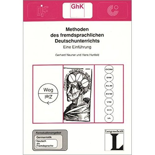 Methoden DES Fremdsprachlichen Deutschunterrichts (Fernstudienangebot)