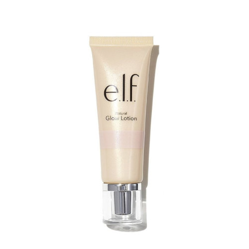 e.l.f. Beautifully Bare Natural Glow Lotion, Brightening Rose