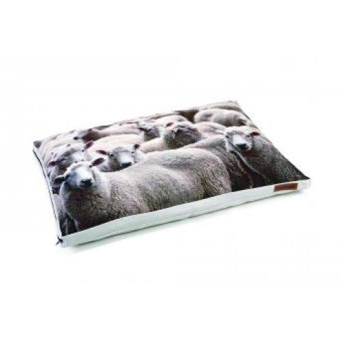 Beeztees Rest Cushion Sheep Beige 94x64x4cm