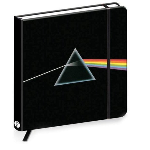 Official Pink Floyd - Dark Side Of The Moon - Hardback Notebook / Journal (192 -  pink floyd notebook dark side moon 17cm journal