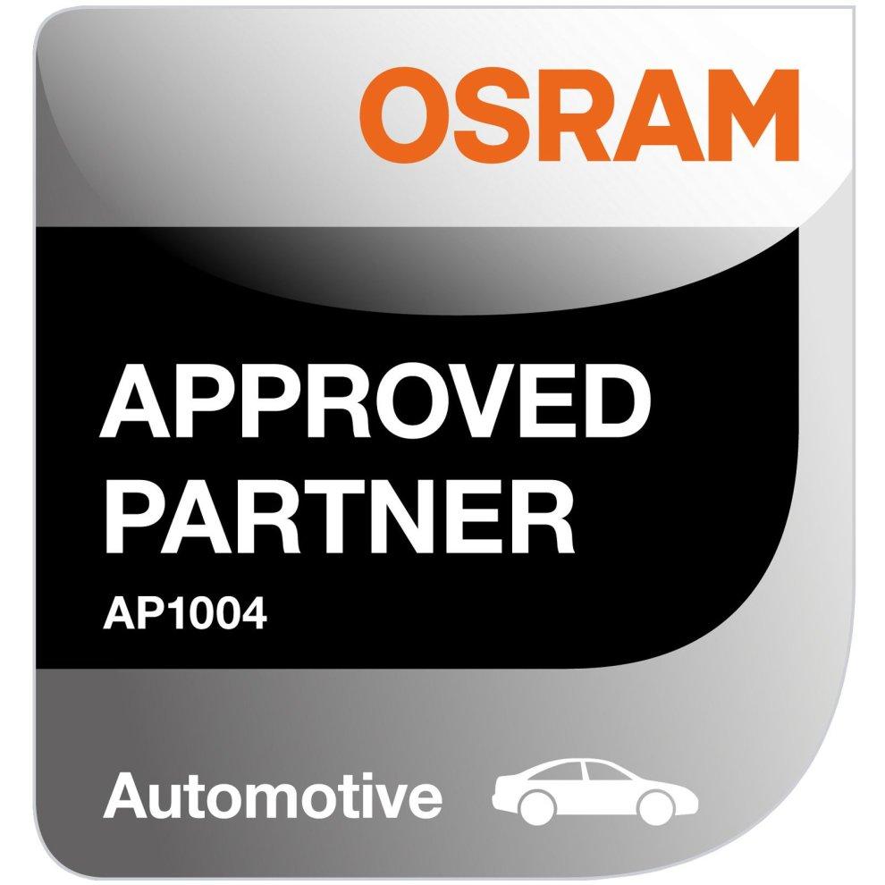 Osram 7557YE-02B LED Premium Retrofit Interior Lighting Set of 2 12 V